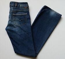 Diesel Zharx Jeans Womens Size 27x32 Boot Cut Medium Wash Vintage