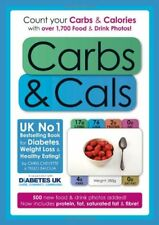 Carbs & Cals: Count your Carbs & Calories with over 1,700 Food & Drink Photos!-