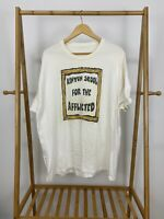 VTG 90s Kinyun Skool For The Afflicted No Brain No Pain T-Shirt Size XL