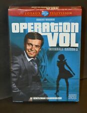 OPERATION VOL INTEGRALE SAISON 3 ROBERT WAGNER 6 DVD NEUF SOUS BLISTER