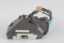01-07 Mercedes W203 C230 C320 Rear Left Door Lock Latch Actuator 2037300335 OEM