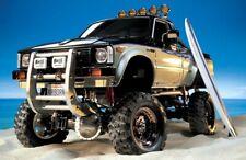 Rare Tamiya Toyota Hilux Tamiya High-Lift 1/10th 58397 RC 4x4 Pick Up Truck Kit
