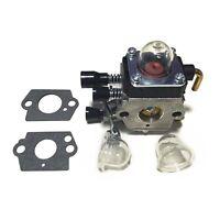 Carburetor Carb+Primer Bulbs+Gasket for STIHL FS38 FS45 FS46 FS55 FS75 FS80 FS85