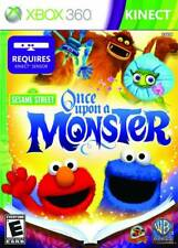 Sesame Street Monster Kinect Xbox 360, New Xbox 360