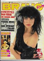 BRAVO Nr.1 vom 30.12.1981 Madness, Sascha Hehn, Barbara Gaskin & Dave Stewart