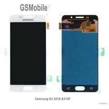 Display Pantalla LCD tactil Samsung Galaxy A3 2016 A310F White Original