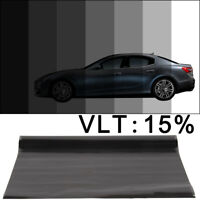 AU 15% Office Car Home Window Tint VLT Film Anti-UV Proof