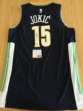 NIKOLA JOKIC - Denver Nuggets Signed Jersey with COA