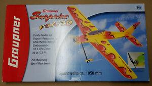 Graupner Baukasten Surprise F3A/3D Bestellnummer 9559