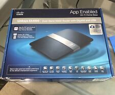 Cisco Linksys EA4500 Dual-Band N900 Router With Box