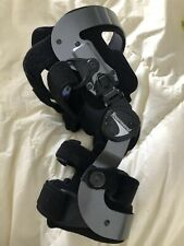 Professionally made Townsend left knee Medial Unloader Large NEW With Bag &Guide