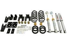 """Belltech Drop Kit 14-18 Silverado/Sierra Std Cab 2wd 1"""" or 2"""" F/4"""" R w/SP Shocks"""
