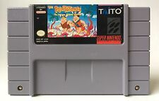Super Nintendo SNES The Flintstones The Treasure of Sierra Madrock Cartridge