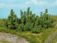 Heki 1725 - Büsche 3cm 10x - Spur N - NEU