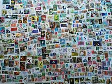 1000 Different Worldwide Stamp Collection