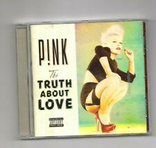 Pink The Truth about Love CD Album