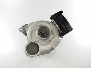 MERCEDES E CLASS 3.0 V6 TURBOCHARGER 757608 765155 W211