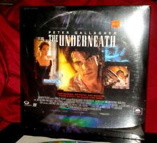 New! 'THE UNDERNEATH ' - Suspense Thriller on WS 12-Inch Laser Disc, Sealed