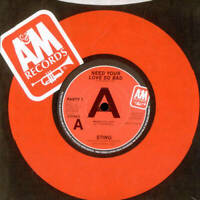 "Sting / Pauline Black - Need Your Love So Bad / No Woman, No Cry (7"")"