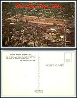 "NEW YORK Postcard - Auburn Prison ""Wish You Were Here"" J4"