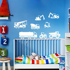 Art Vehicles Wall Decals & Stickers