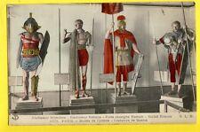 CPA PARIS Musée de l'Armée COSTUMES de GUERRE GLADIATEURS ROMAINS Armor of War