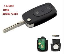 Clé générique Vierge ID48 Audi A2 A3 A4 S4 A6 S6 4D0837231R 100% Testé &