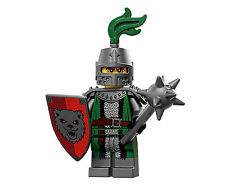 Series 15 n-03 Frightering knight 71011 LEGO,caballero,minifigure,serie