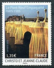 STAMP / TIMBRE  FRANCE  N° 4369 ** ART TABLEAU / LE PONT NEUF A PARIS