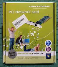 PCI Network Card Conceptronic