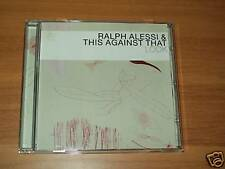 CD-RALPH ALESSI &THIS AGAINST THAT-LOOK-DMP-2006