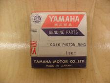 YAMAHA TZR125 NEW STANDARD PISTON RINGS 3MB-11610-01