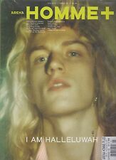 Arena Homme + Magazine #39 2013, Je Suis Halleluwah, sous Cellophane