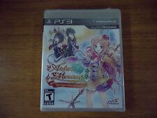Atelier Meruru: The Apprentice of Arland PS3   NEW