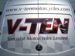 V-TEN MOTORCYCLES - THORNBURY BRISTOL - SERVICING ALL MAKES, MODELS AND TYPES