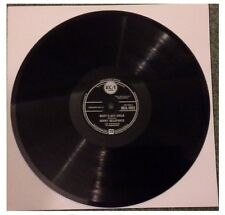 """Carole Bennett - I was your only love/The little magician 10"""" Single  78 rpm"""