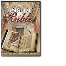 INSIDE THE BIBLE W/ FR.KEN BAKER* AN EWTN 4-DISC DVD