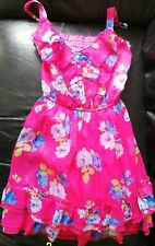 Abercrombie & Fitch kids Girls party wedding summer Dress Large worn once