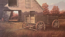 """""""Yesteryear"""" by Jim Harrison Limited Edition Signed / Numbered Print"""