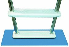Protective Swimming Pool Ladder Mat Pervent Slide Safety Non Slip Pad 9 x 24 In
