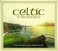 Celtic Moods: 2CDs of Relaxing Irish Music [CD]