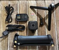GoPro hero 5 session CHDHS-501 Hero5 + Remote+32GB Card+3-Way Arm + Tripod (41)