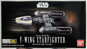 Bandai 209054 Star Wars Y - Wing Starfighter 1:144  neu 2017