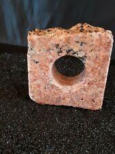 Natural real carved rock aquarium fish tank stone granite swim cave aquascaping