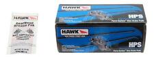 Hawk HPS Brake Pads Front Chevy Camaro Pontiac Firebird Formula Trans AM SS Z28