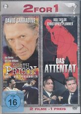 Death Prison / Das Attentat (DVD, 2010) Neu