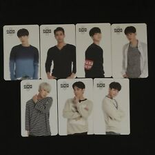 Super Junior SMTOWN COEX Artium SUM Official Fortune Cookie Photocard