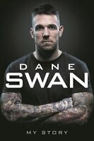 DANE SWAN - My Story ~ with Martin Blake  Hardcover Illustrated Collingwood