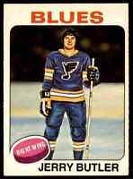 1975-76 O-Pee-Chee Jerry Butler #167