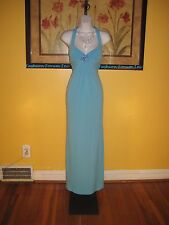 NWOT   Mary.L Couture by Cache Jewels Evening Maxi Gown Size 2